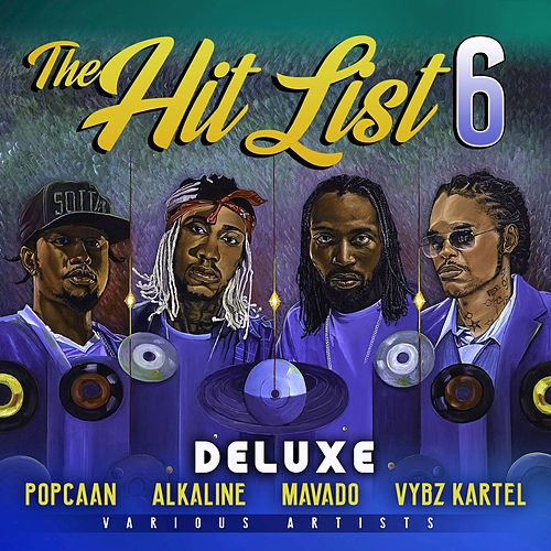 The Hit List Vol.6 : Deluxe von Various Artists