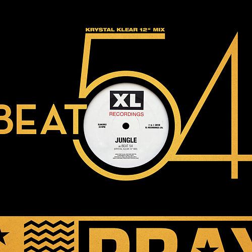Beat 54 (Krystal Klear 12' Mix) by Jungle