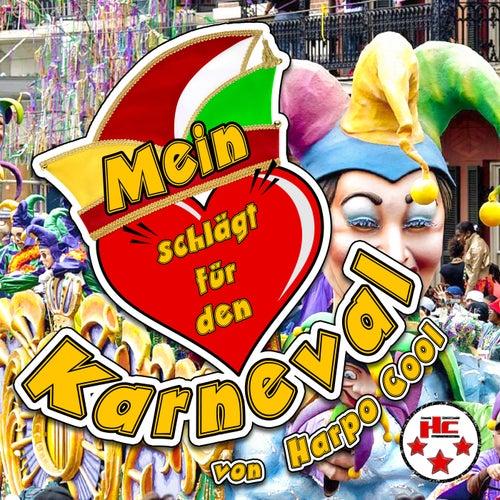 Mein Herz schlägt für den Karneval von Harpo Cool