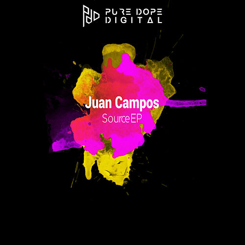 Source EP de Juan Campos
