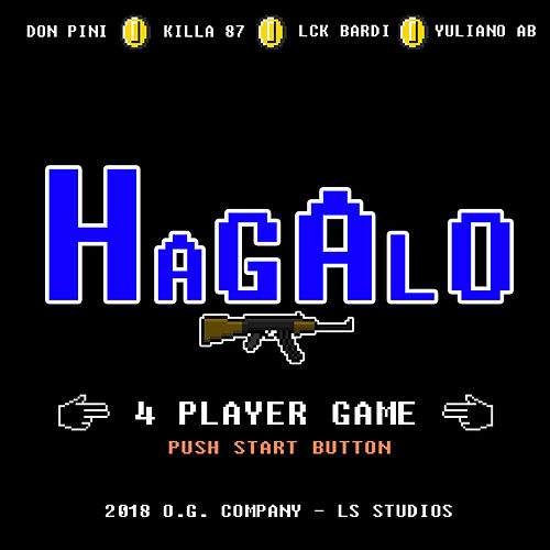 Hagalo by Don Pini