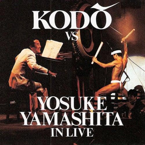 Kodo Vs. Yosuke Yamashita In Live de Kodo