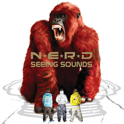 Seeing Sounds (Intl iTunes Exclusive) by N.E.R.D