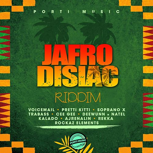 Jafrodisiac Riddim by Various Artists