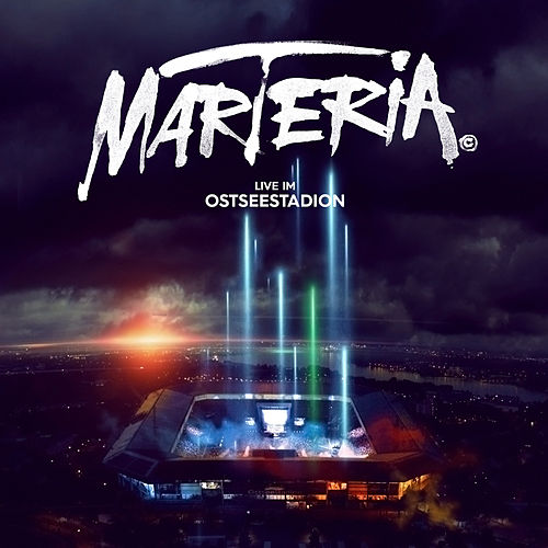 Live im Ostseestadion von Marteria