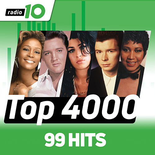 Radio 10 Top 4000 (2018) van Various Artists