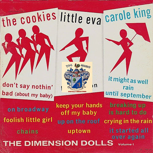 The Dimension Dolls Vol. 1 de Various Artists