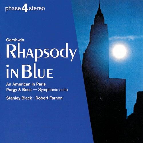 Gershwin: Rhapsody in Blue; An American in Paris; Porgy & Bess symphonic suite by London Festival Orchestra