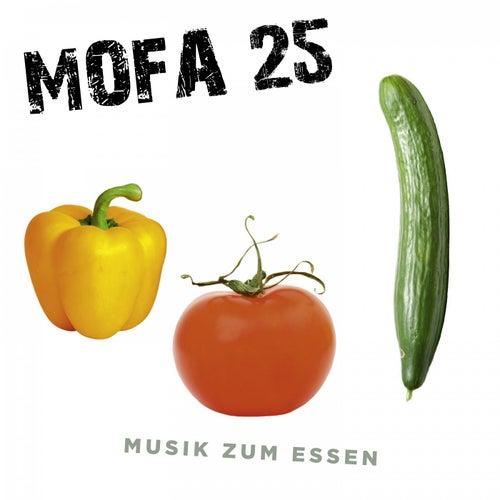 Musik zum Essen by Mofa 25