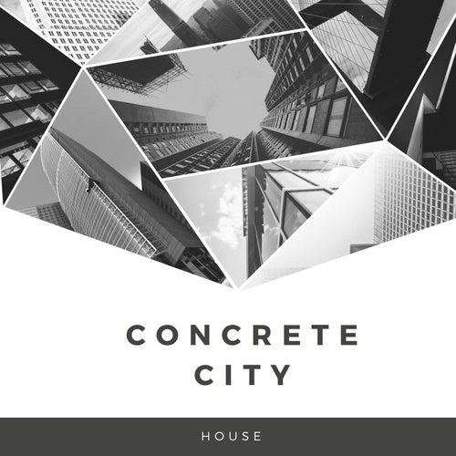 Concrete City by A House