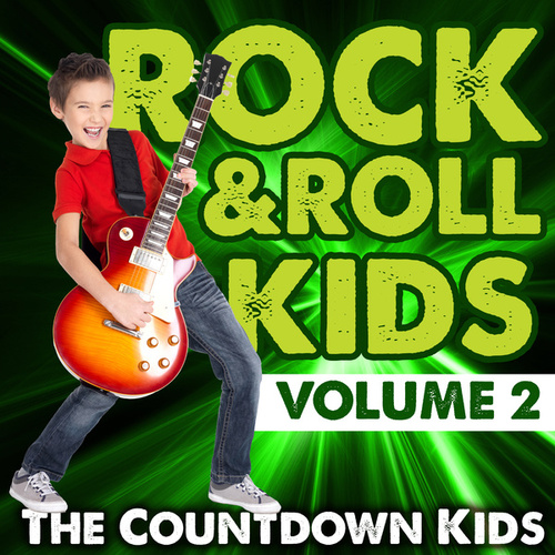 Rock & Roll Kids, Vol. 2 de The Countdown Kids