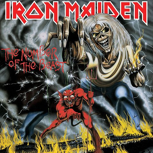 The Number of the Beast (2015 Remaster) von Iron Maiden