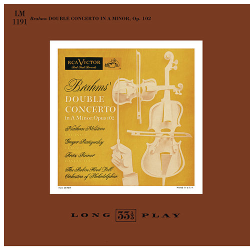Piatigorsky Plays Brahms, Saint-Saëns & Others (Remastered) by Gregor Piatigorsky