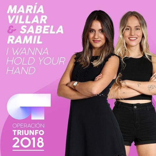 I Wanna Hold Your Hand (Operación Triunfo 2018) by María Villar