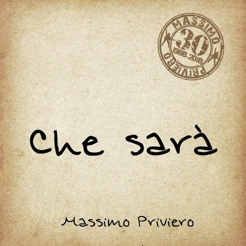 Che sarà von Massimo Priviero