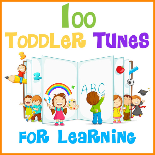 100 Toddler Tunes for Learning von The Countdown Kids