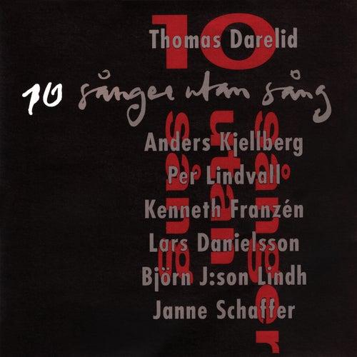 10 Sånger utan sång de Thomas Darelid