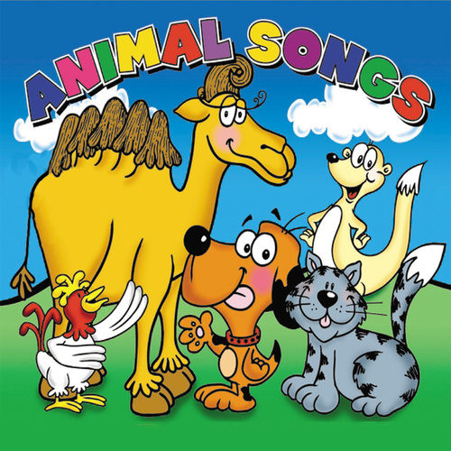 Animal Songs von The Countdown Kids