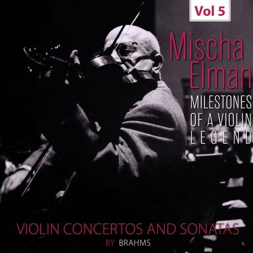 Milestones of a Violin Legend: Mischa Elman, Vol. 5 de Mischa Elman