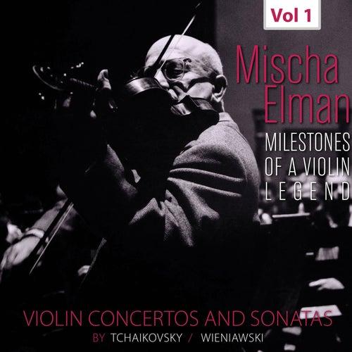 Milestones of a Violin Legend: Mischa Elman, Vol. 1 de Mischa Elman