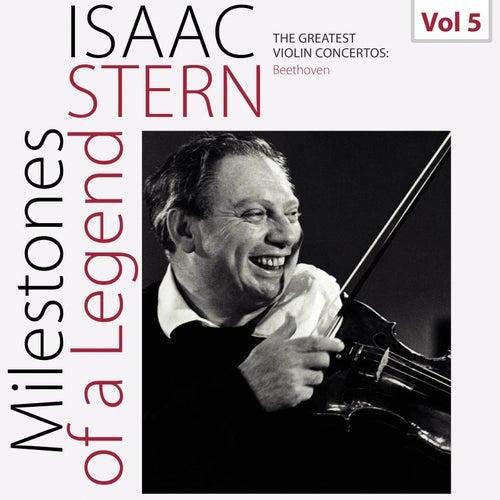 Milestones of a Legend: Isaac Stern, Vol. 5 de Isaac Stern