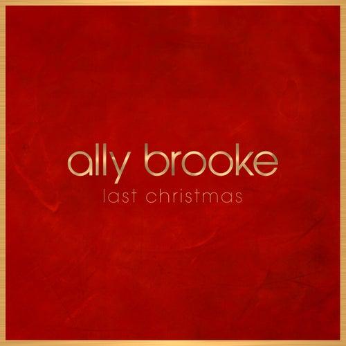 Last Christmas de Ally Brooke