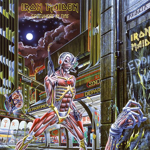 Somewhere In Time (2015 - Remaster) de Iron Maiden