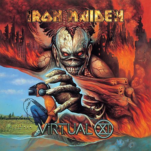 Virtual XI (2015 - Remaster) de Iron Maiden