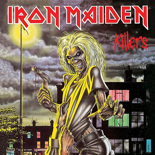 Killers (2015 Remaster) by Iron Maiden