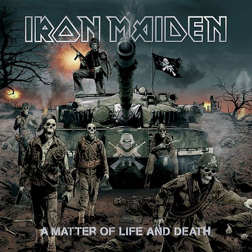 A Matter of Life and Death (2015 Remaster) by Iron Maiden