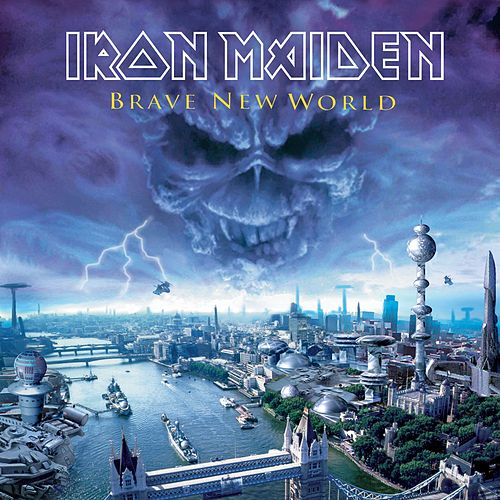 Brave New World (Remastered) by Iron Maiden