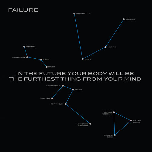 In the Future Your Body Will Be the Furthest Thing from Your Mind by The Failure
