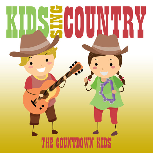 Kids Sing Country de The Countdown Kids