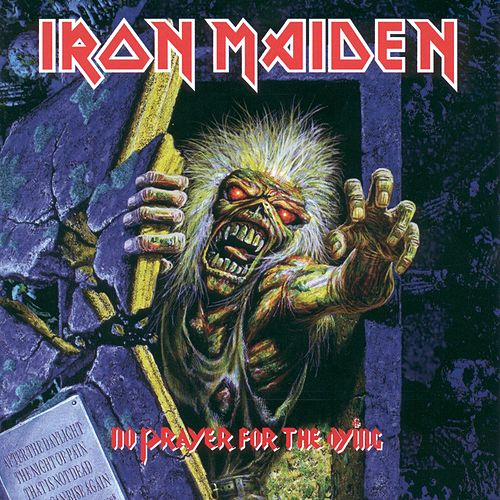 No Prayer For The Dying (Remastered) by Iron Maiden