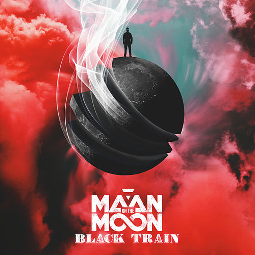 Black Train by Maan on the Moon