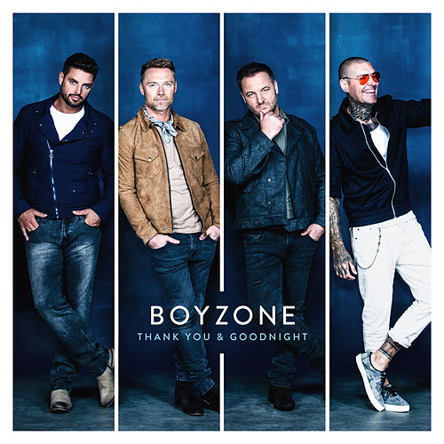 Thank You & Goodnight de Boyzone