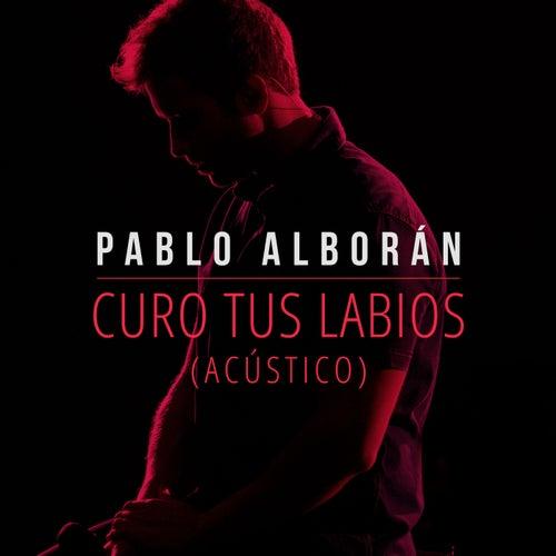 Curo tus labios (Acústico) de Pablo Alboran