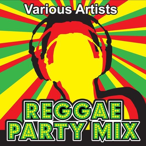 Reggae Party Mix de Various Artists