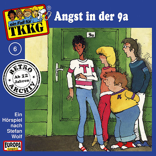 006/Angst in der 9a von TKKG Retro-Archiv