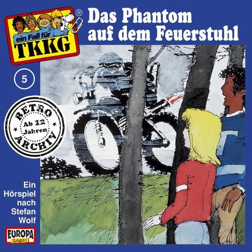 005/Das Phantom auf dem Feuerstuhl von TKKG Retro-Archiv
