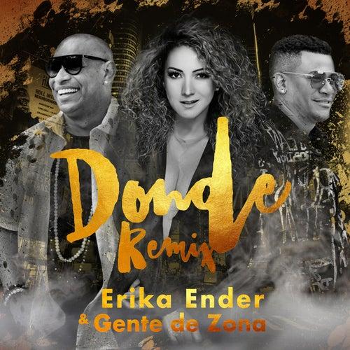 Donde (Remix) de Erika Ender