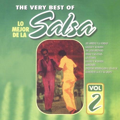 The Very Best Of Salsa, Vol. 2 de Various Artists