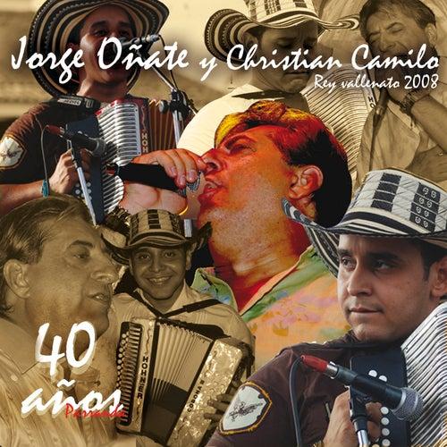 40 Años de Parranda de Jorge Oñate