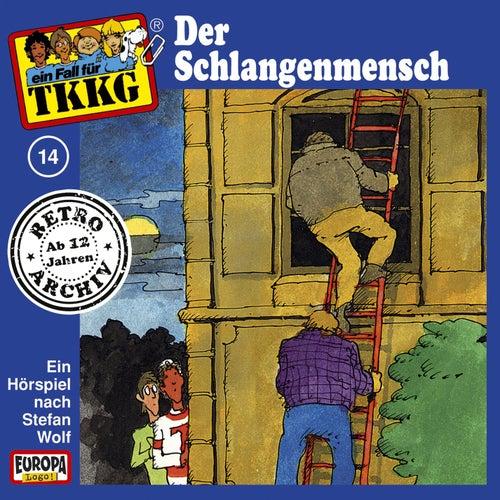 014/Der Schlangenmensch von TKKG Retro-Archiv