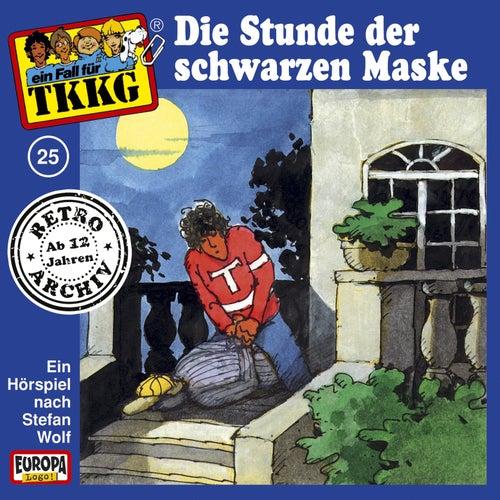 025/Die Stunde der schwarzen Maske von TKKG Retro-Archiv