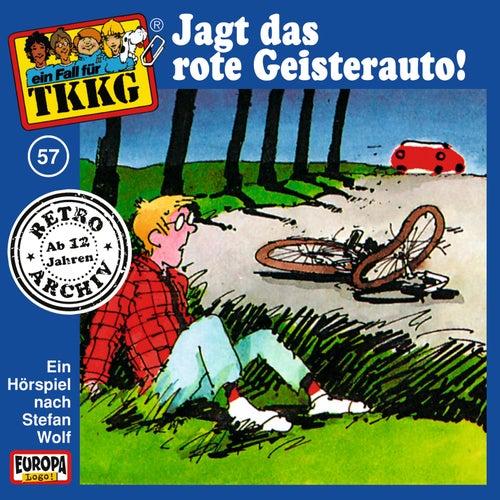 057/Jagt das rote Geisterauto! von TKKG Retro-Archiv
