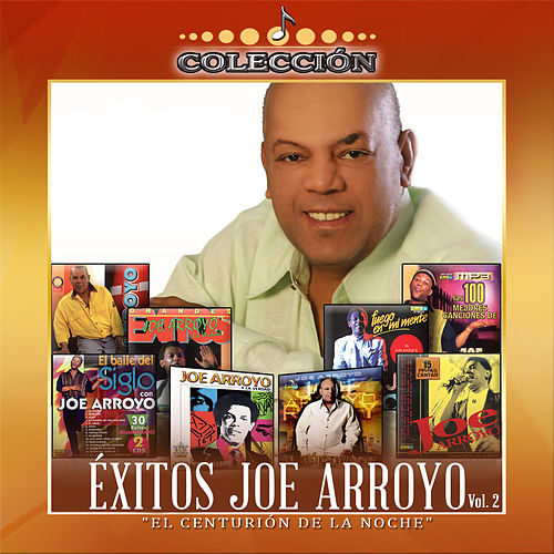 Colección Éxitos Joe Arroyo (Vol. 2) de Joe Arroyo