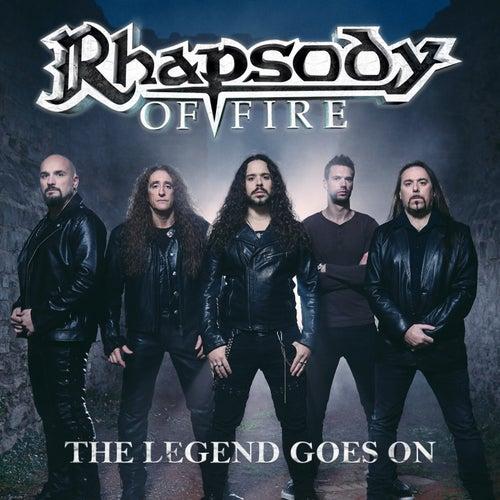 The Legend Goes On by Rhapsody Of Fire