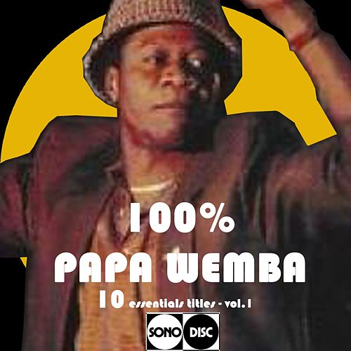 100% Papa Wemba, vol. 1 (10 Essential Titles) de Various Artists