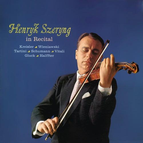 Henryk Szeryng in Recital de Henryk Szeryng